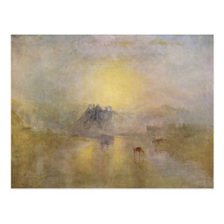 Joseph Mallord Turner - Norham Castle Postcard