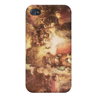 Joseph Mallord Turner - Pilate washing his hands iPhone 4 Case