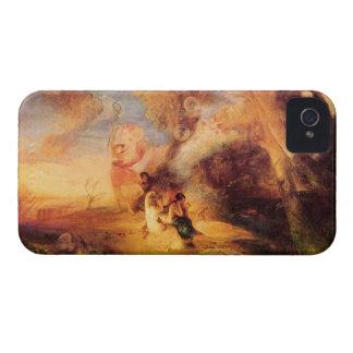 Joseph Mallord Turner - Vision of Medea iPhone 4 Case-Mate Cases