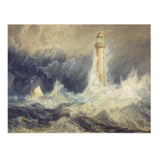 Joseph Mallord William Turner - Bell Rock Postcard