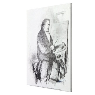 Joseph Mallord William Turner Canvas Print