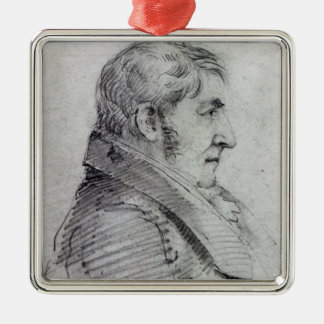 Joseph Mallord William Turner Christmas Ornament