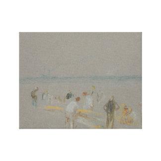 Joseph Mallord William Turner - Cricket on the Canvas Prints