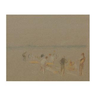Joseph Mallord William Turner - Cricket on the Wood Prints