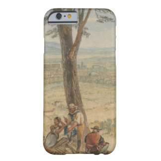 Joseph Mallord William Turner - Rome from Monte Barely There iPhone 6 Case