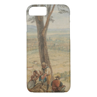 Joseph Mallord William Turner - Rome from Monte iPhone 7 Case