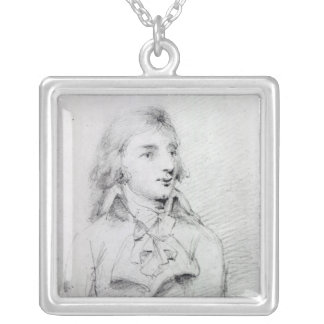 Joseph Mallord William Turner Silver Plated Necklace