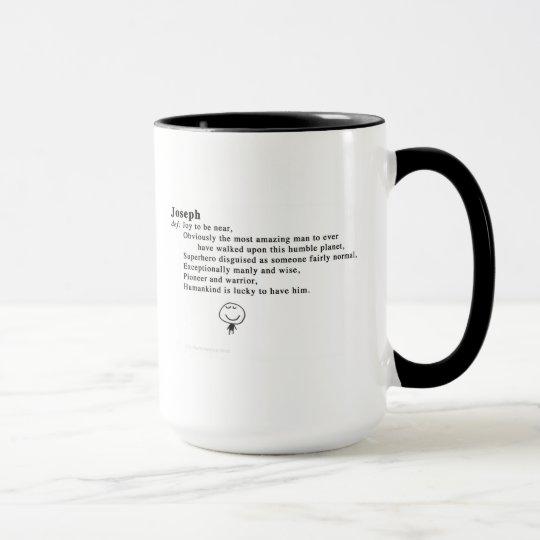 joseph mug