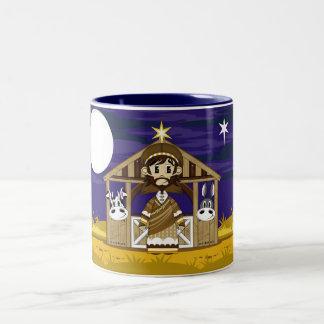 Joseph Nativity Mug