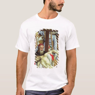 Joseph of Arimathea Supporting the Dead Christ T-Shirt