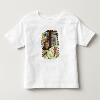 Joseph of Arimathea Supporting the Dead Christ Toddler T-Shirt