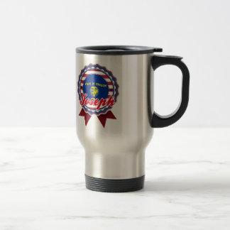Joseph, OR Mug