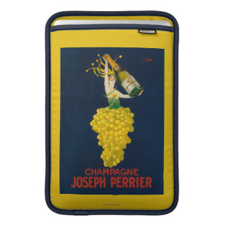 Joseph Perrier Champagne Promotional Poster MacBook Sleeve