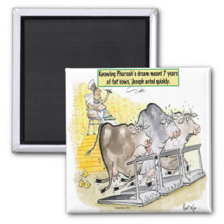 Joseph Pharaoh s Dream Fat Cows Magnet