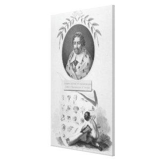 Joseph Pitton de Tournefort Canvas Print