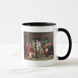 Joseph Recognised by his Brothers, 1789 Mug