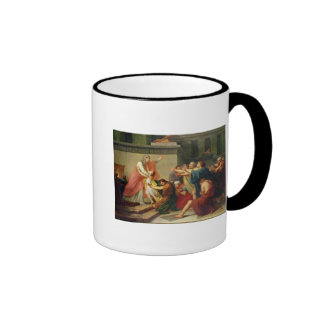 Joseph Recognised by his Brothers Coffee Mug