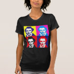 Joseph Smith Pop Art T-shirts