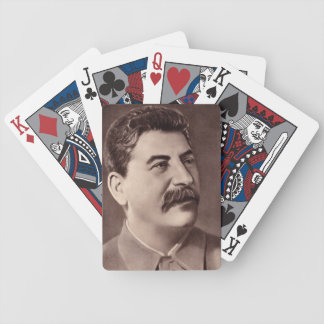 Joseph Stalin Playing Cards