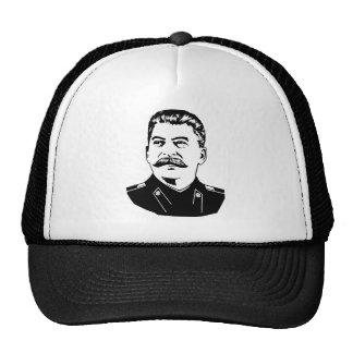 Joseph Stalin Portrait Cap