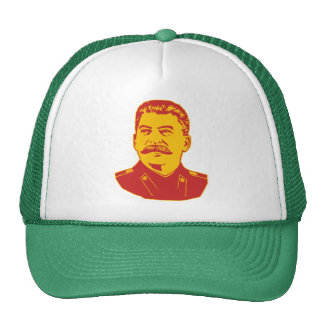 Joseph Stalin Portrait Hat