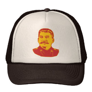 Joseph Stalin Portrait Hats
