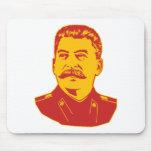 Joseph Stalin Portrait Mouse Mat
