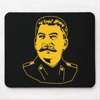 Joseph Stalin Portrait Mouse Pads