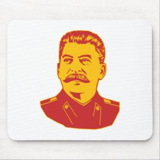 Joseph Stalin Portrait Mousepads