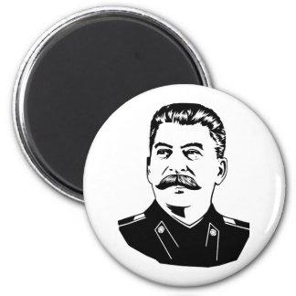 Joseph Stalin Portrait Refrigerator Magnet