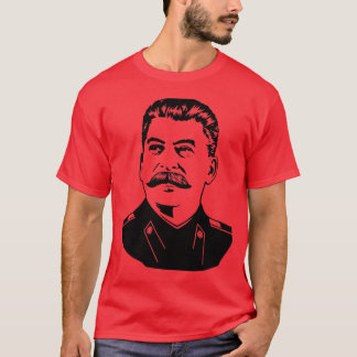 Joseph Stalin Portrait T-Shirt