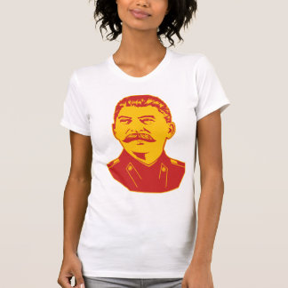 Joseph Stalin Portrait Tees