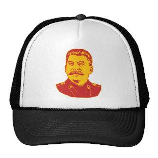 Joseph Stalin Portrait Trucker Hats