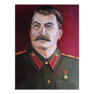 Joseph Stalin Posters