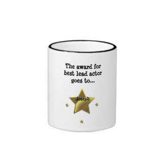 JOSEPH: The Award For Best Lead Actor Coffee Mug