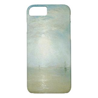 Joseph Turner, Vintage Victorian Maritime Seascape iPhone 7 Case