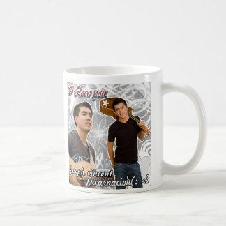 joseph vincent basic white mug
