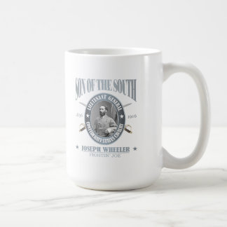 Joseph Wheeler (SOTS2) silver Basic White Mug