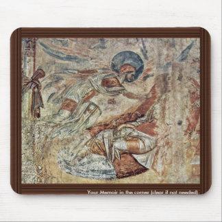 Joseph'S Dream By Meister Von Castelseprio (Best Q Mouse Pad