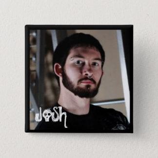 JOSH of Sooner Than Later 15 Cm Square Badge