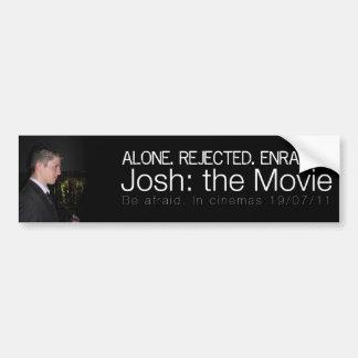 Josh Sticker Bumper Stickers