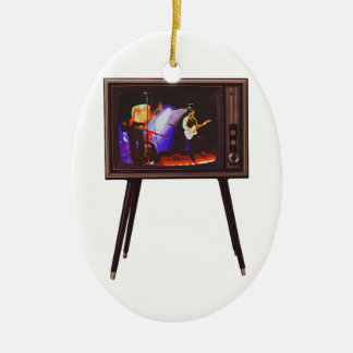 Josh West Live Design Christmas Ornament