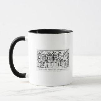 Joshua at the Walls of Jericho Mug