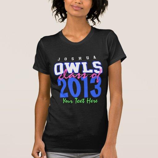 Joshua High School, Owls, Senior Tshirt