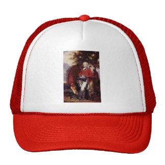Joshua Reynolds- Colonel George K. H. Coussmaker Trucker Hat