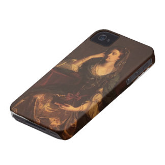 Joshua Reynolds- Emily, Duchess of Leinster iPhone 4 Cover