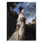 Joshua Reynolds- Jane, Countess of Harrington Postcard