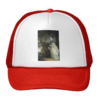 Joshua Reynolds- Mrs. Thomas Riddell Trucker Hat