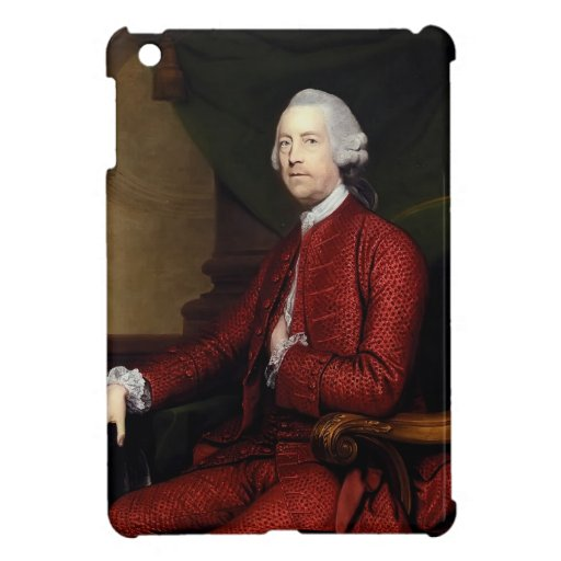 Joshua Reynolds:Portrait of John Simpson Case For The iPad Mini