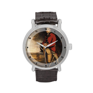 Joshua Reynolds- Sir Richard Worsley Wristwatch